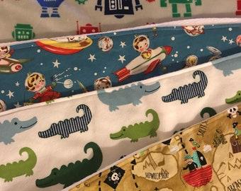 Custom Burp Cloth Set (2)