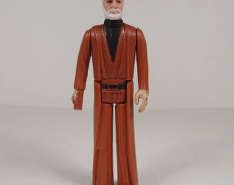 1978 Vintage Star Wars figure Obi-Wan Kenobi (white hair)