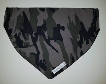 Camo - Pet Dog Bandana
