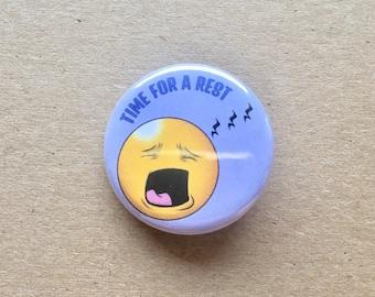 Rest Button Pins