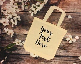 Custom Tote - Custom Tote Bag - Tote Bag - Canvas Bag - Custom Canvas Bag - Canvas Tote - Custom Canvas Tote -Personalized Tote Bag-Tote Bag