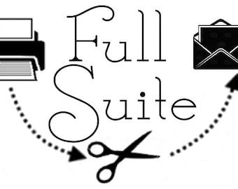 Full Suite (Envelopes) Add-On