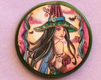 CASSIA WITCH Talisman Amulet Wicca