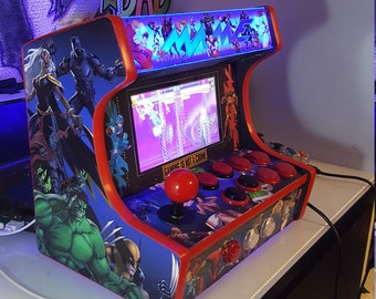 Mini Bartop Acrade Retropie Arcade Cabinet
