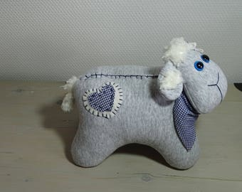 Little grey sheep