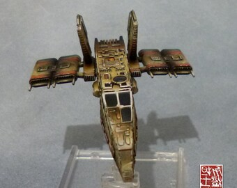 X wing, 1 hwk, Vaisseau Star Wars, pro painting.