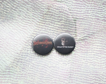 """Halloweentown 1"""" Buttons - Pack of 2"""