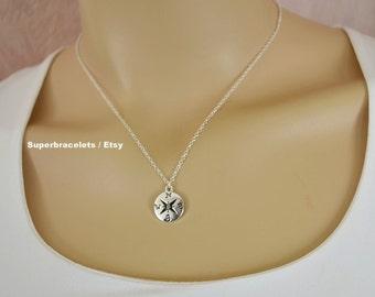 compass necklace, compass pendant necklace, compass pendant, gold compass necklace, silver compass necklace, compass necklaces, compass