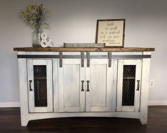 Rustic Tv Stand,furniture,media Console, Wood Decor,farmhouse,handmade,