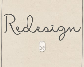 Redesign Fee