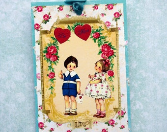 Be Mine Valentine Gift Tags