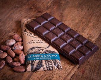 Vegan Milk Chocolate - Classic Cacao, Dairy Free Alternative to Milk