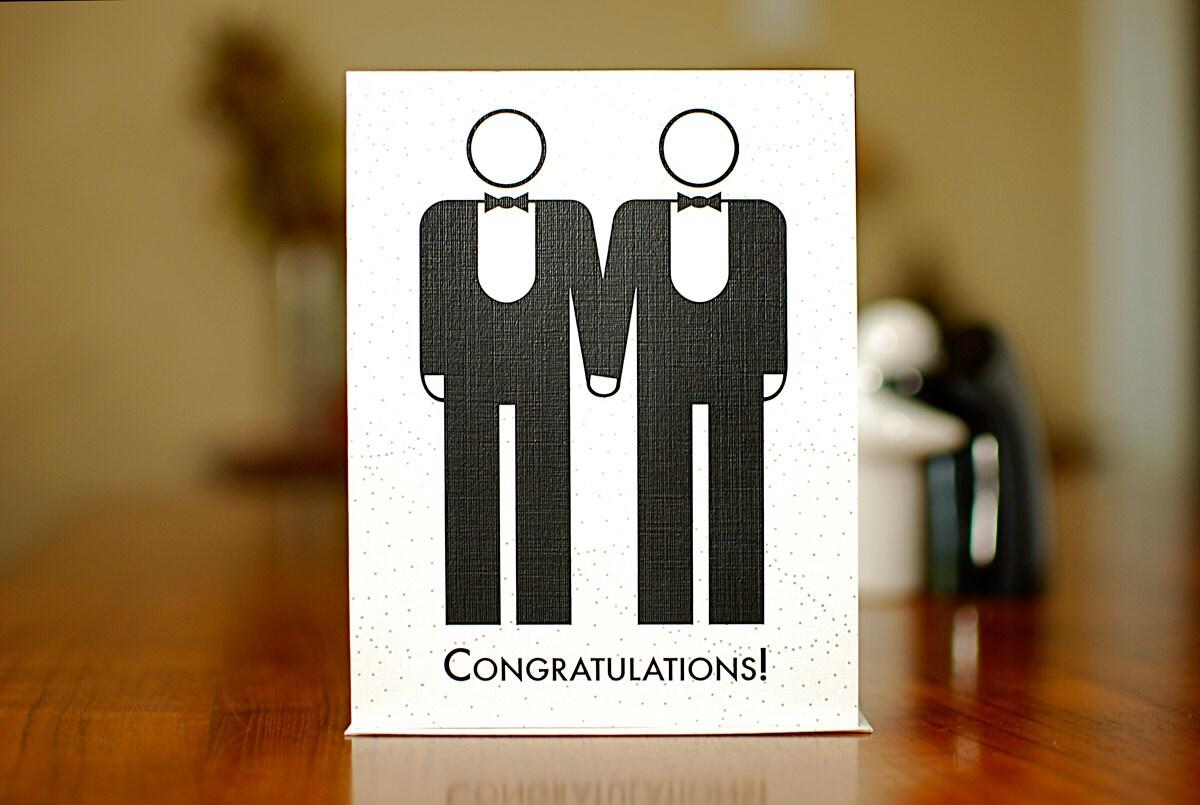 Gay couple dancing on wedding day Rawpixel