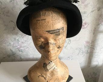1950s Borsalino Vintage hat