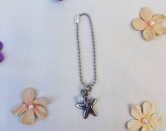 Sea Star necklace for Pullip, Blythe dolls