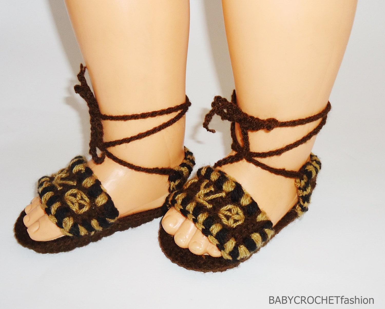 Baby Summer Shoes Louis Vuitton Baby Shoes Lous Vuitton