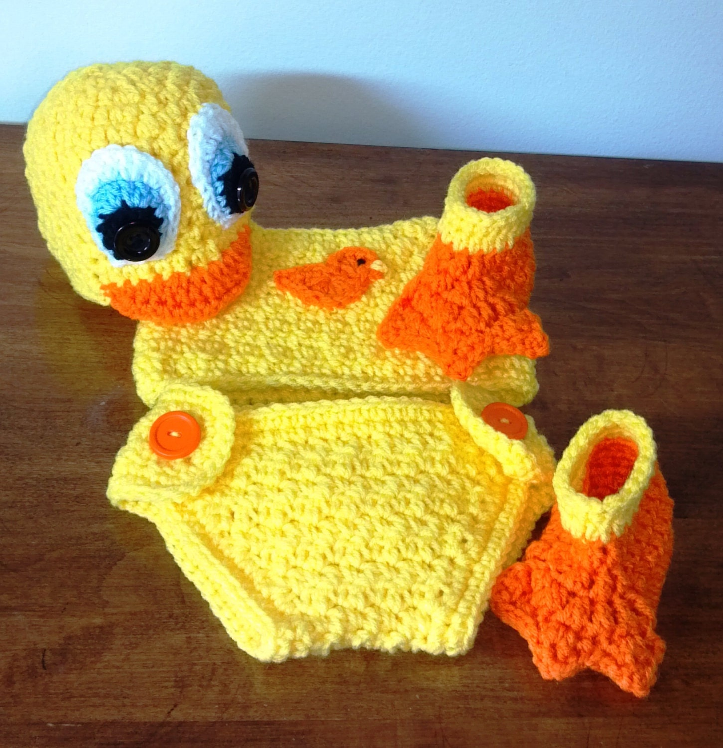 Colorful Crochet Patterns For Diaper Covers And Hats Image ...
