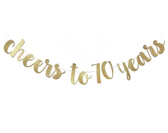 70th Birthday Decoration   70th Birthday Banner   Cheers to 70 Years   70 Birthday Decorations   70 Years Loved   70 Birthday Sign Decor