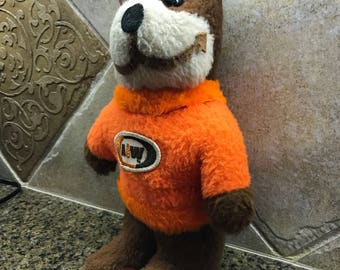 A&W Root Beer Plush Bear