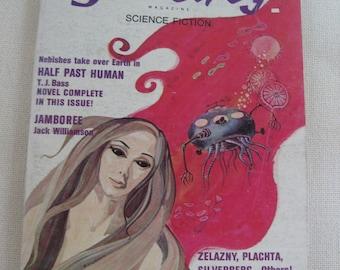 Vintage Galaxy Science Fiction Magazine