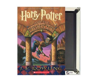 Harry Potter and the Sorcerers Stone Magnet