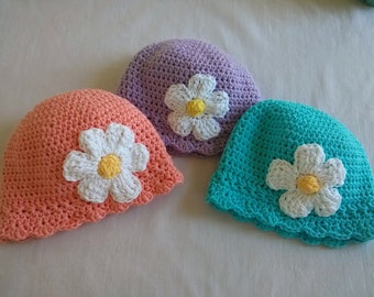 Daisy Flapper Hat for Child