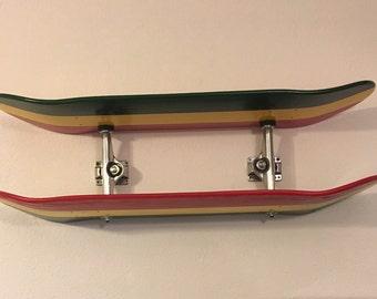 Skateboard Deck Shelf, Shelves