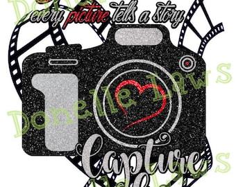 Camera Print N cut file
