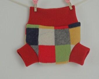 Lambswool panties / diaper cover / soakers for newborns