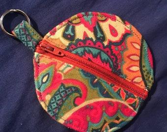Hippie Coin Pouch