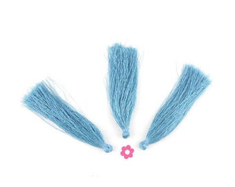 x 4 big pompon 90mm (248D)