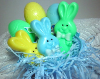 Easter Bucket Set - (Blue or Pink)