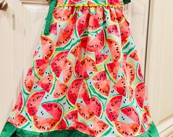 Watermelon Summer Dress