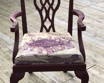 Harry Potter inspired chair