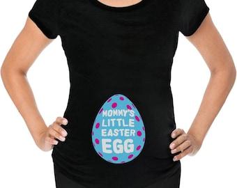 Mommy's Little Easter Egg Women's Maternity Shirt
