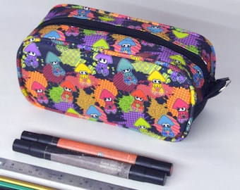 Ink Squids - Pouch / pencil bag