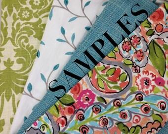Fabric & Trim Samples