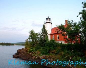 Eagle Harbor Lighthouse #2 11 x 14 mat