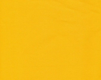 """Yellow Duck Cloth 60"""" Wide By The Yard 9.3 oz"""