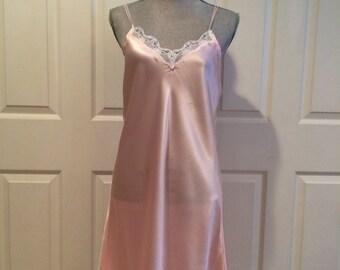 100% Silk Gown