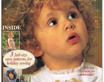 Issue 27 Australian Smocking and Embroidery
