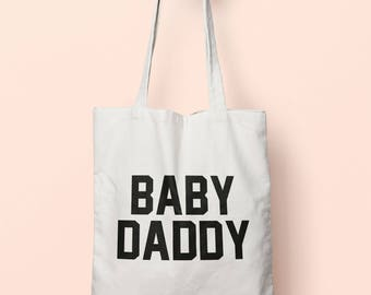 Baby Daddy Tote Bag Long Handles TB1861