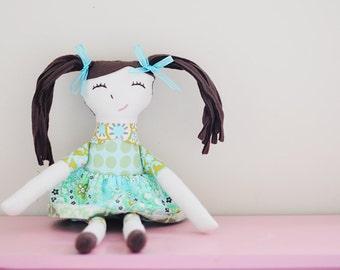 DOLL PDF PATTERN - Ruby Lou Doll By Sew Much Ado