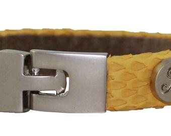 Python Bracelet, Python Cuff, BAJ 496 S Sun
