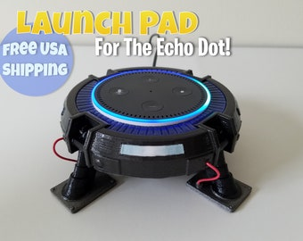 Fortnite Launch Jump Pad Stand for the Amazon Echo Dot