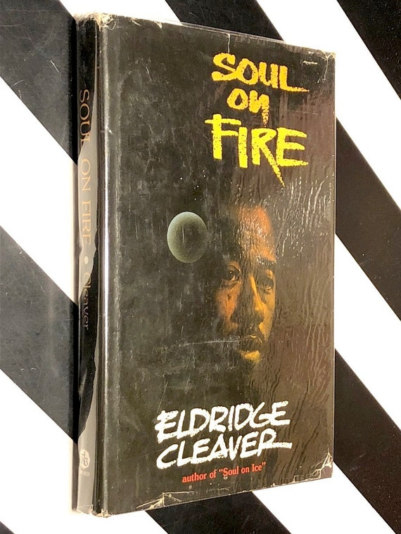 Soul on Fire by Eldridge Cleaver (1978) first edition book