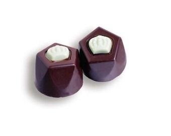 Dark Chocolate Mint Truffle