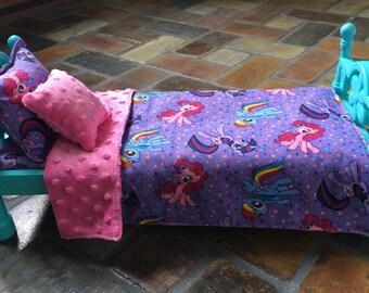 "My Little Pony Doll Bedding/Doll Bedding/18"" Doll Bedding"