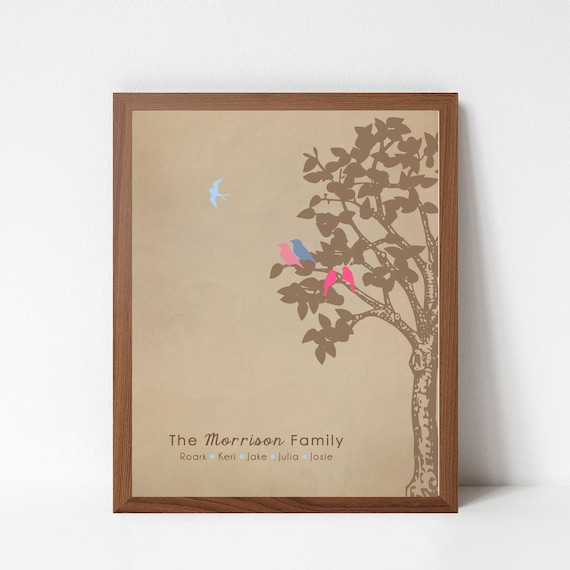 Infant Loss Sympathy Gift Print - Stillbirth, Loss of Twins, Miscarriage, Baby Remembrance