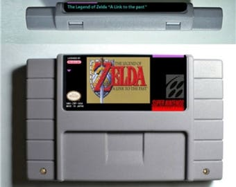 Legend of Zelda A Link to the Past (SNES)